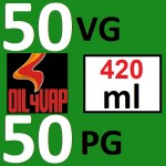 BASE 50VG/50PG 420ML TPD OIL4VAP