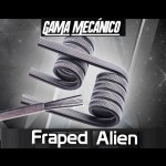 framed staple alien3